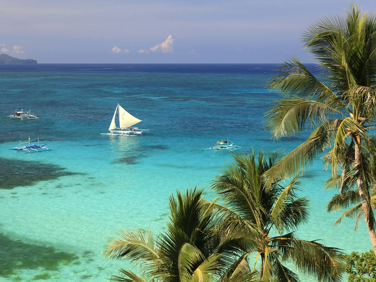 Boracay Island, Philippines/Conde Nast