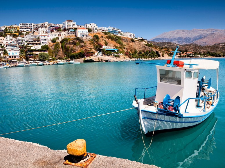 Crete, Greece/Conde Nast
