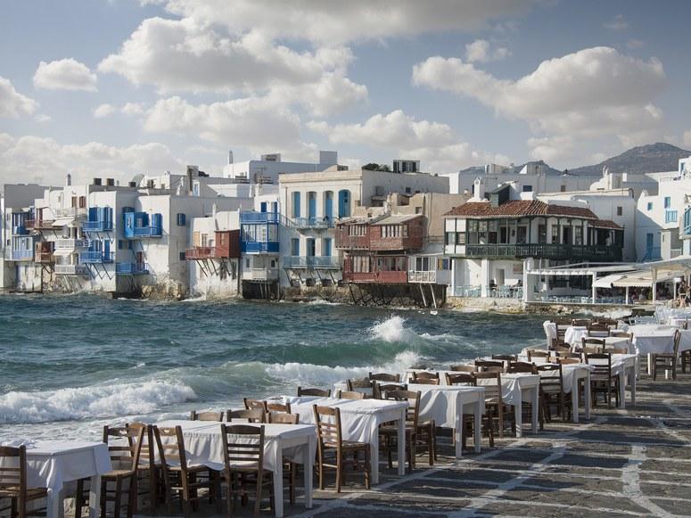 Mykonos, Greece/Conde Nast