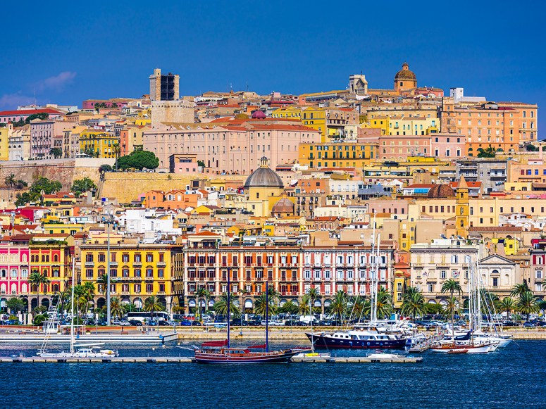Sardinia, Italy/Conde Nast