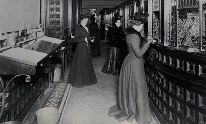 Women in Bank